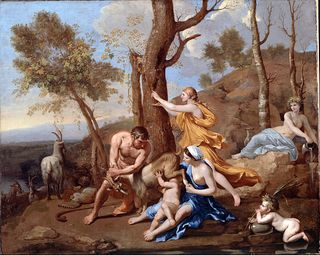 603px-Poussin,_Nicolas_-_The_Nurture_of_Jupiter_-_Google_Art_Project