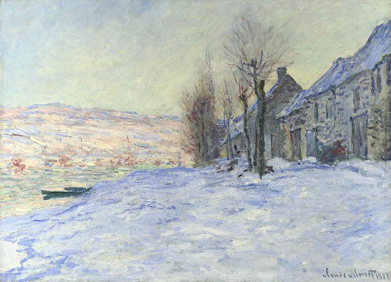 Monet,_Lavacourt-Sunshine-and-Snow