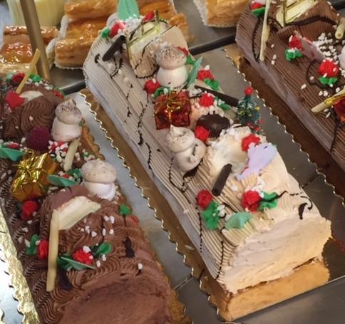 Bon Jour cakes