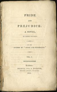 PandP title page