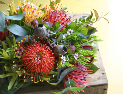 Bouquet4SwallowsNestFarm