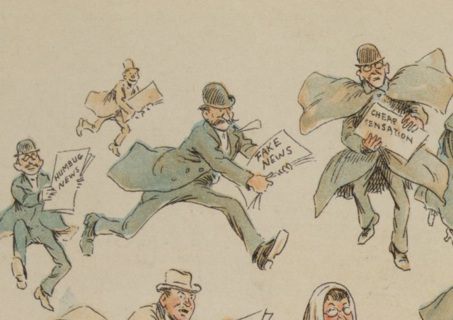 1894 Puch satirical cartoon