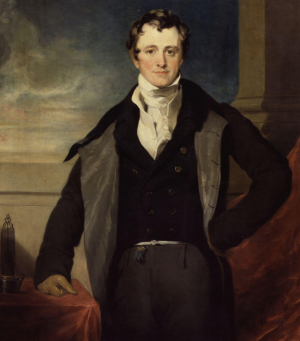 Humphry Davy-Sir Thoas Lawrence