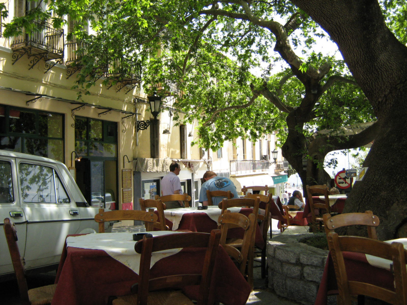 Delphi cafe1