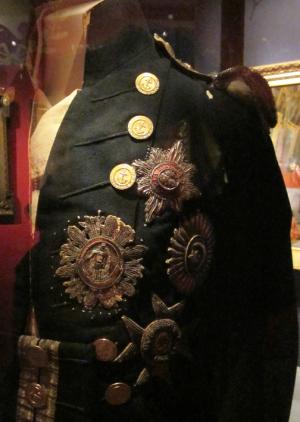 Nelsons coat
