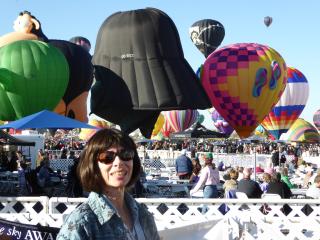 Me balloon