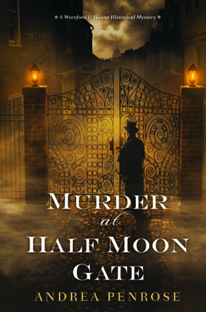Murder at Half Moon Gate-small