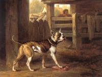 Wench 1790 Philip_Reinagle_-_Bulldog