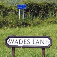 Wades-lane