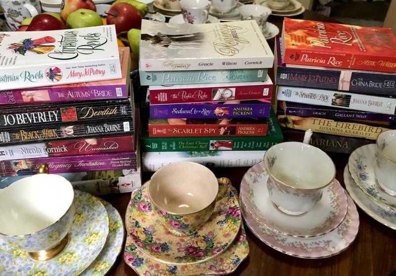 Cups&Books