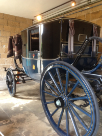 Belsay grand carriage