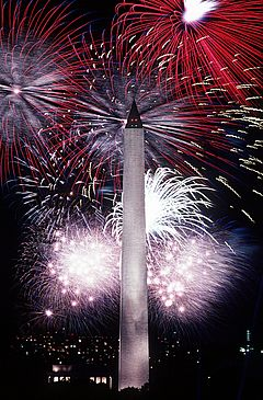 FireworksatWashingtonMonument