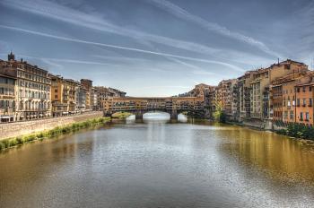 Italy Gary Ashley Ponte Vecchio