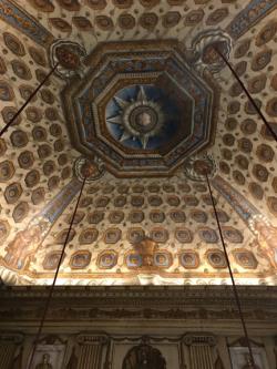 Cupola ceiling