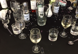 Banquet Glassware