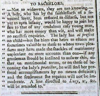 Daily Post and Morning Advertiser Fri 30 Dec 1791 2