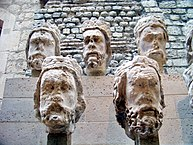By Larry from Charlottetown  PEI  Canada_5 of the 28 Heads of the Kings of Judah