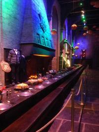 Dining Hogwarts