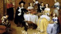 17th century eating