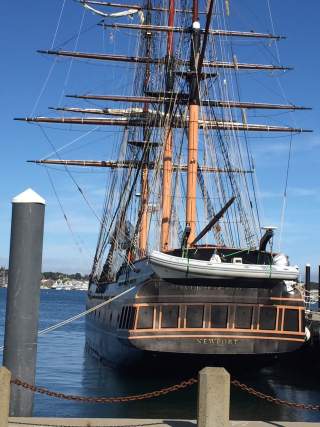 Oliver Hazard Perry ship