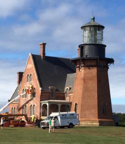 Block Island Lighthouse 1