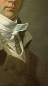 Portrait-of-the-Artist-1800-John-Vanderlyn-Oil-Painting