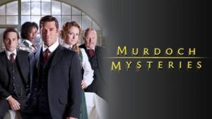 Murdoch Mysteries cast