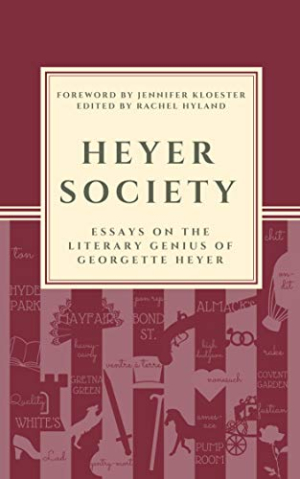 Heyer Society Cover