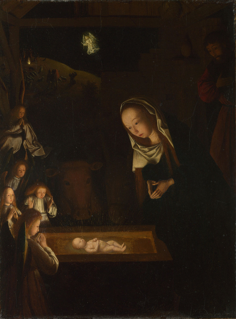 Geertgen_tot_Sint_Jans _The_Nativity_at_Night _c_1490