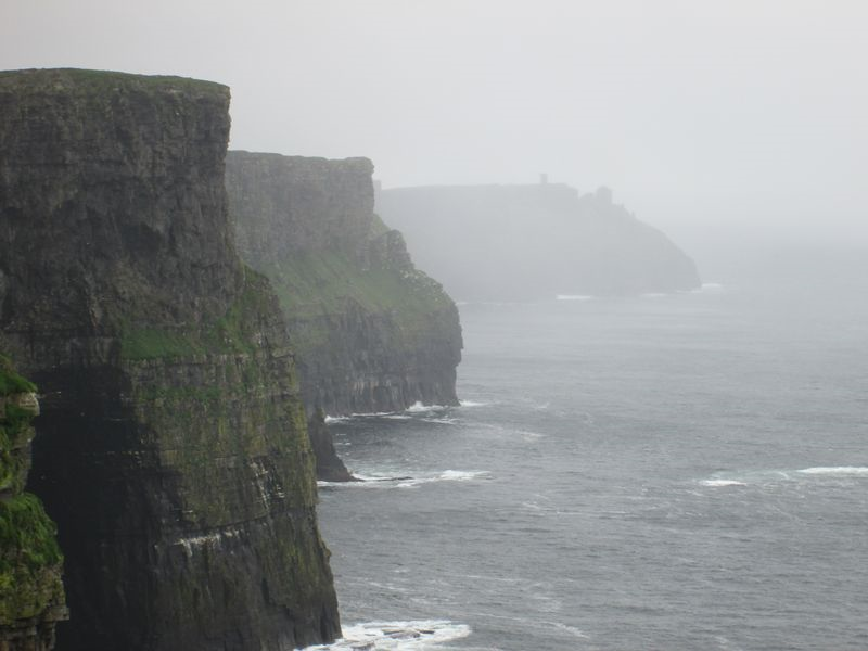 Cliffs of moher mjp