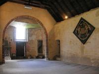 Innerpeffray chapel