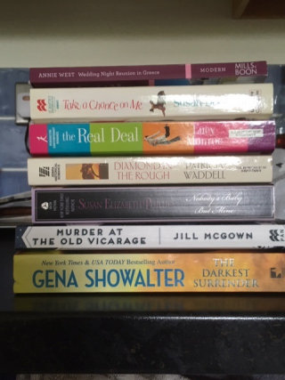 This month's books