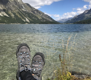 Andrea hiking shoes swiss
