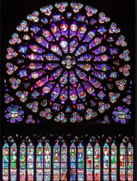 Rose window 1