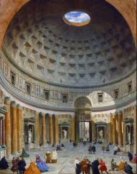 Interior Pantheon C18