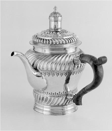 Wench pot 1697-98 the met