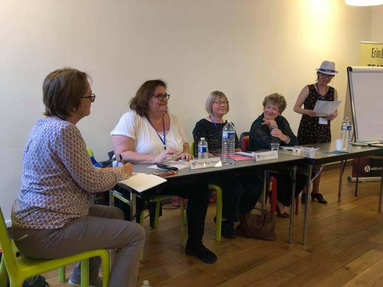 Writing organisations panel