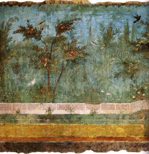 Villa_di_livia _affreschi_di_giardino _parete_corta_meridionale_01