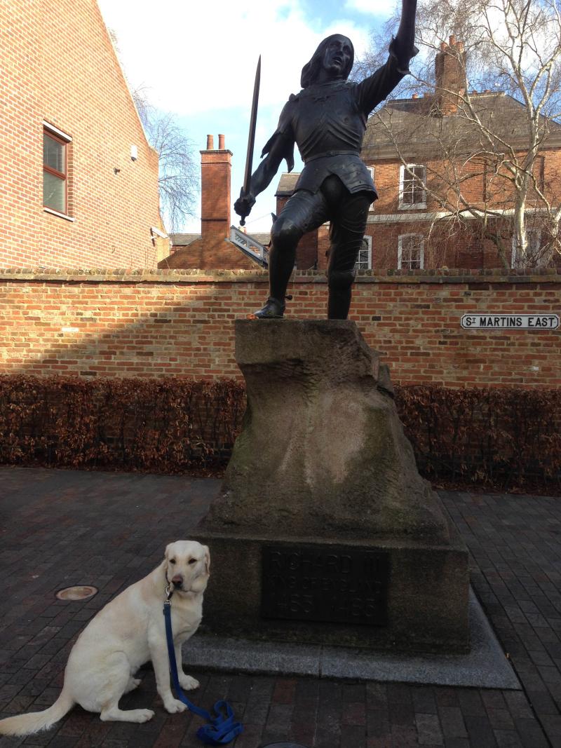 Angus and Richard III