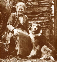 Beatrix potter with kep