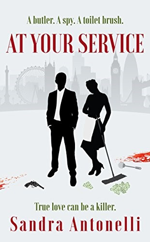 At your service cover