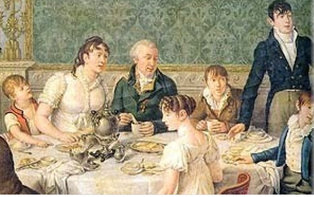 Wench family breakfast 3