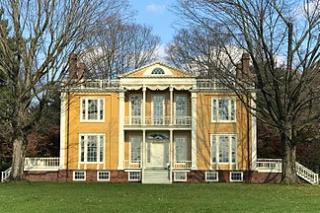 325px-Boscobel _Garrison _NY_-_front_facade