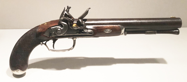 Word Wenches: Bang on the Mark—The Art of London Firearms