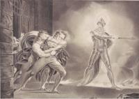 Wench Hamlet  Robert Thew  1793