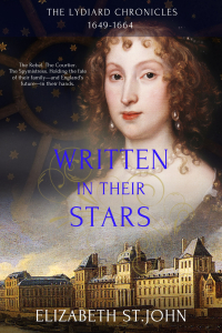 Written in Their Stars eBook Cover New Color (003)