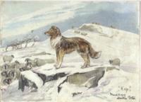 Beatrix potter kep the dog