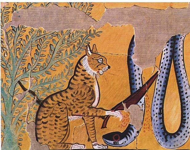 The Tomb of Nebamun (ca. 1400 BCE)