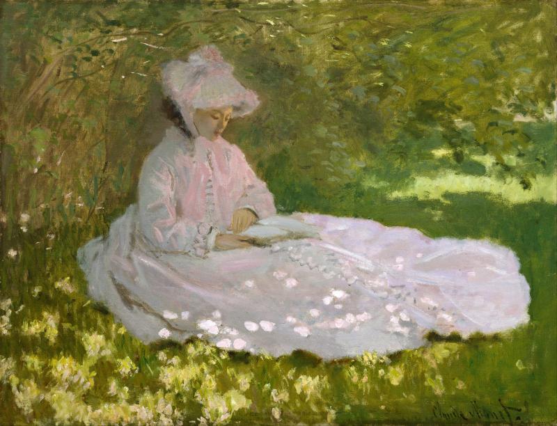 Claude_Monet_-_Springtime