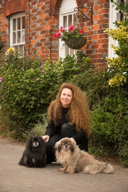 4Christina with dogs July 2019
